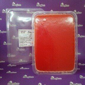 Мыльная основа Льдинка, цвет оранжевый